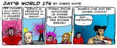 174- Paranoia will destroy ya! pt 2