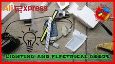 Да будет свет! / Освещение и электротовары из Китая / Aliexpress