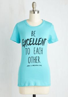 Most Excellent Advice Top