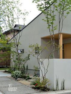 Best Home Color Modern 17 Ideas Landscape Design, Garden Design, House Design, Exterior Design, Interior And Exterior, Pocket Garden, Japanese Style House, Casa Patio, Love Garden
