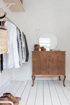 Closet Organizing Ideas The No-Closet Solution