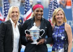 Serena Williams Becomes 1st Woman to Win U.S. Open 3 Times in a Row, Ties Navratilova and Evert with 18 Grand Slam Titles