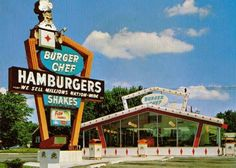 I remember going to the Burger Chef on Lindbergh close to the airport in St. Louis.  Yummy!