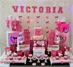 Victoria Secret Birthday Party Ideas | Photo 1 of 20