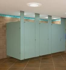 Ironwood Manufacturing Oversize Toilet Partitions And Bathroom Doors - Public bathroom stall dividers