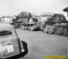 War Dogs, Defence Force, Panzer, World War Two, Hungary, Military Vehicles, Wwii, Battle, Monster Trucks