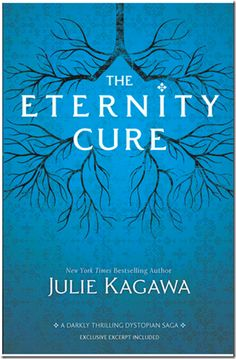 The Eternity Cure by Julie Kagawa. Just finished this which is the second book in Blood of Eden trilogy. Such great books! I might die waiting for the last book. These books were so amazing like I can't even.