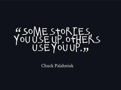 15 Brilliant Chuck Palahniuk Quotes