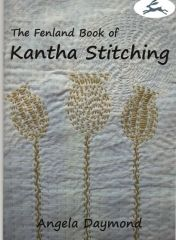 : The Fenland book of Kantha Stitching by Angela Daymond - Book of the Month September 2015 -