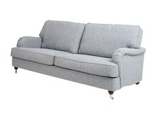 Howard 3-Sits Soffa Grå