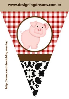 Baby Farm: Images, Frames and Free Party Printables. Farm Animal Party, Farm Animal Birthday, Cowboy Birthday, Farm Birthday, Farm Party, 2nd Birthday Parties, Cowboy Theme Party, Western Parties, Farm Theme