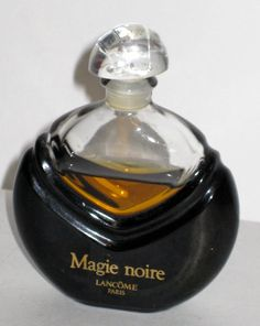 Lancome Magie Noire Parfum - Quirky Finds - Always in Love with Vintage!