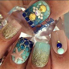 Boho nails ❤❤❤