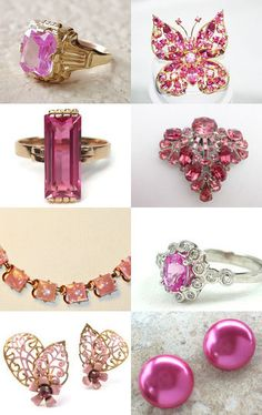 Merrick's Pretty In Pink VJT by Gena Lightle on Etsy--Pinned with TreasuryPin.com