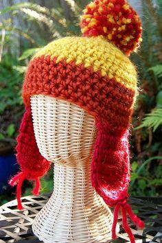 Free crochet pattern Ravelry: Jayne Cobb Hat pattern by Kim Werker