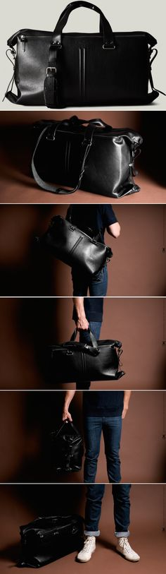 #hardgraft Atelier Double Take Holdall