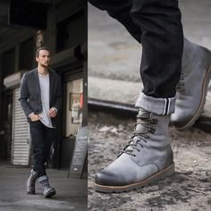 """""""When comfort meets warmth in a beautiful boot... #thisisugg @uggformen """""""