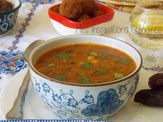 Chorba de ramadan {شوربة } Plats Ramadan, My Recipes, Healthy Recipes, Healthy Meals, Soup Recipes, Tunisian Food, Algerian Recipes, Eastern Cuisine, Ramadan Recipes