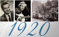 1920, muziekgeschiedenis van Nederland.