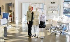 Fashion Design School Studio