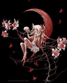 anna ignatieva - Page 11 Fantasy Kunst, Fantasy Art, Anime Kunst, Anime Art, Leprechaun, Fairy Wallpaper, Fairy Paintings, Moon Fairy, Fairy Tattoo Designs