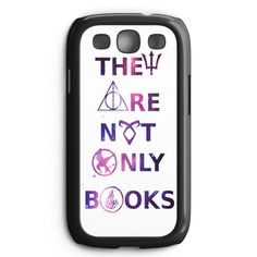 They Are Not Only Books Galxy Samsung Galaxy S3 Case