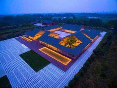 Arquitectura industrial: Tangshan Organic