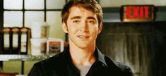 Lee Pace bb lemme smush my face on ur face.