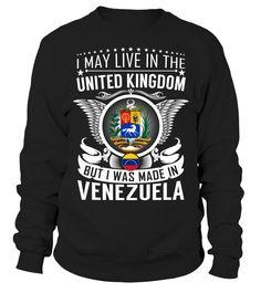 I May Live in the United Kingdom But I Was Made in Venezuela #Venezuela