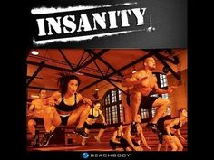 Insanity Workout Day 1 Fit Test Full Video