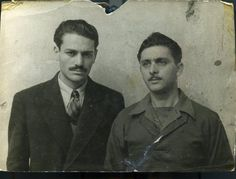 Manolis Glezos and Apostolos Santas climbed on the Acropolis on May 1941 and… Greece Pictures, Old Pictures, Old Photos, Greek Warrior, German People, Cradle Of Civilization, Greek History, Greek Culture, Acropolis