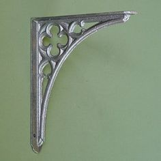 Small Cast Iron Gothic Brackets