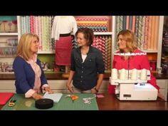 Super quick pencil SERGER SKIRT! 20 Minute Knit Skirt Tutorial - YouTube