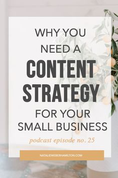 I've been blogging a long time. I used to think blogging was just a way to sum up your thoughts and feelings or share pretty images with the world. It wasn't until recently that I realized blogging is all about creating content and serving your audience. In this episode I share why content creation is so important and how you can begin to build your very own content based library. #podcast #businesspodcast #contentstrategy #girlboss #socialmediamarketing #girlbosstips #girlbosspodcast