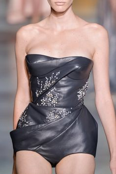 Ulyana Sergeenko Haute Couture, no idea where id wear this, but I like it