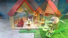 Playmobil Aufklapp-Ferienhaus 6020