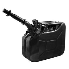 Sirius Flexible Pouring Spout for Jerry Cans Black