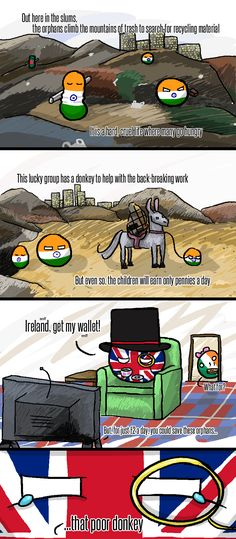 OH yeah Poor donkey. Its like England will never change. We've refused the money Britain was giving us years ago. Really Funny, Funny Cute, Hilarious, Funny Images, Funny Pictures, Funny Laugh, In Case Of Emergency, Historical Pictures, Funny Comics