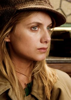 """""""My name is Shosanna Dreyfus and this is the face… of Jewish vengeance!"""""""