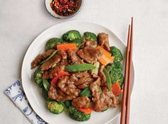 Tender beef and crunchy broccoli enveloped in oyster sauce�this all-time fave is simply irresistible!