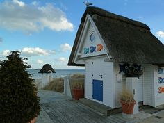 Haffkrug / Ostsee /  Baltic Sea by Ostseeleuchte, via Flickr