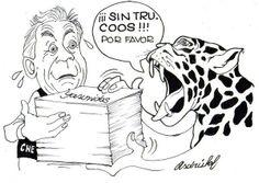 12 abril. Yasunidos entrega las firmas a Domingo Paredes. ¡Sin trucos, por favor! - Asdrúbal