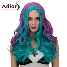 GET $50 NOW   Join RoseGal: Get YOUR $50 NOW!http://www.rosegal.com/cosplay-wigs/adiors-long-middle-parting-colored-1054447.html?seid=9085873rg1054447