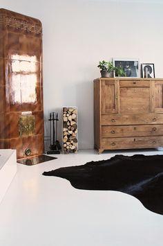Living room // minajamorris.blogspot.com