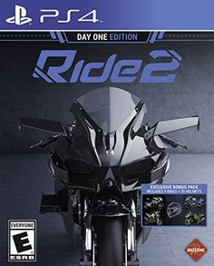 Ride 2  PlayStation 4 * For more information, visit image link. Note:It is Affiliate Link to Amazon.