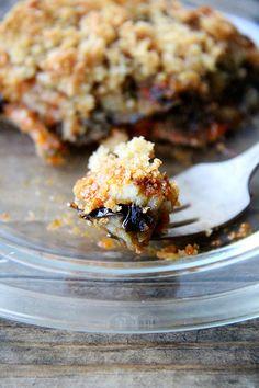 No Breading, No Frying, No fussing Eggplant Parmesan - Alexandra's Kitchen
