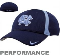 North Carolina Navy Legacy 91 Performance Swoosh Flex Fit Cap  $14.99  Save: 38% off    Keep your cool even when your Tar Heels are waging a heated war against their rivals in the Legacy91 Conference Swoosh performance hat from Nike. It features Dri-FIT moisture-wicking technology, team-colored waffle panel inserts on the cap, an embroidered Nike logo and 3D logo embroidery for a team pride statement that stands out from the rest!  100% Polyester  Structured  Flex fit (one size fits most)…
