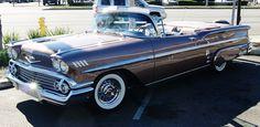 1958 Impala...lawd, I think I'm gettin' the vapors!