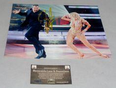JOEY FATONE Autographed 8X10 COA Memorabilia Lane & Promotions Dancing with the