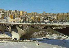 Bridge over the Basento River